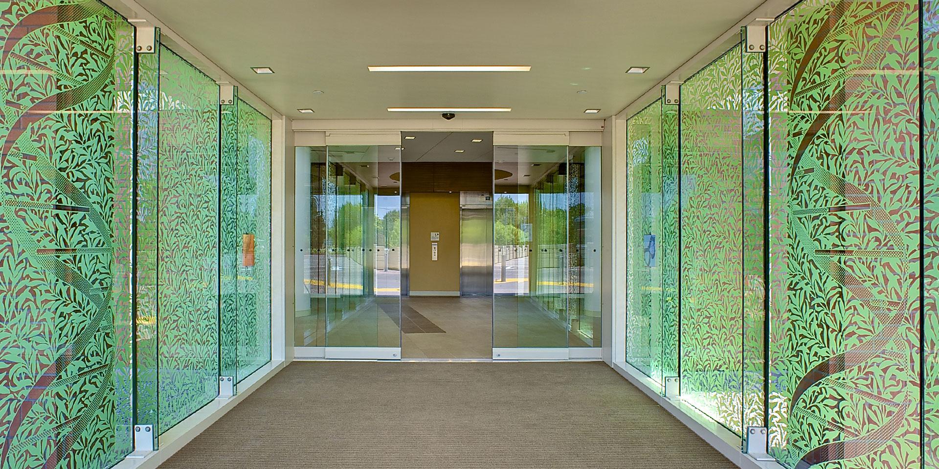 Interior Starphire Glass Vitro Architectural Glass