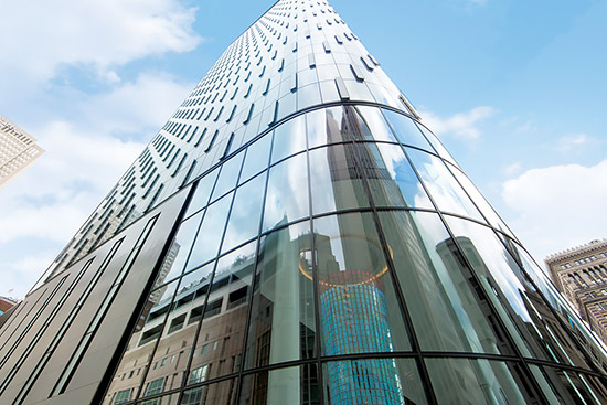 The Tower at PNC Plaza | Sungate® 400 Starphire® Glass